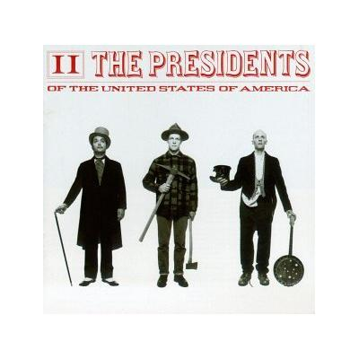 CD Presidents of the USA - The P.U.S.A. - II