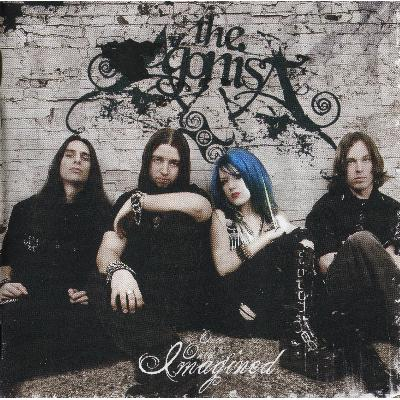CD The Agonist - Once Only Imagined