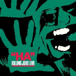 CD Killing Joke - HA